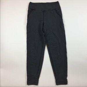 Lululemon Grey cotton joggers women's pants 8 B4-7